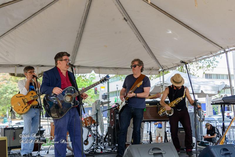 04-09-2016 - The Rakers - Baton Rouge Blues Festival #1