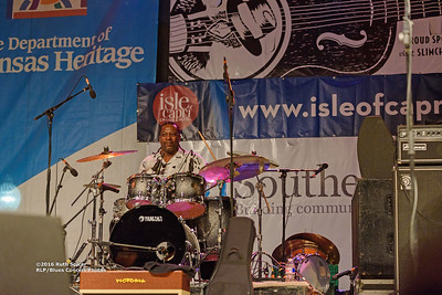 10-08-2016 - Toronzo Cannon - King Biscuit Blues Festival #28
