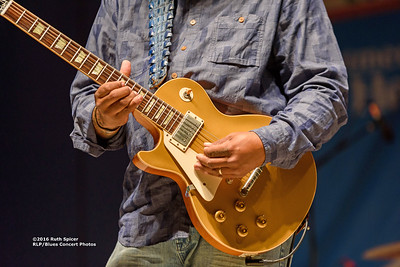 10-08-2016 - Toronzo Cannon - King Biscuit Blues Festival #17