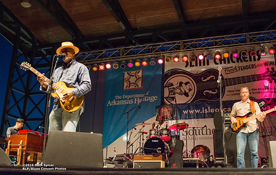 10-08-2016 - Toronzo Cannon - King Biscuit Blues Festival #42