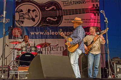 10-08-2016 - Toronzo Cannon - King Biscuit Blues Festival #9