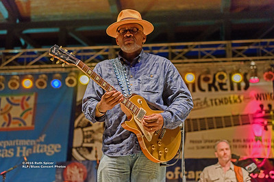 10-08-2016 - Toronzo Cannon - King Biscuit Blues Festival #23
