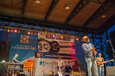 10-08-2016 - Toronzo Cannon - King Biscuit Blues Festival #40