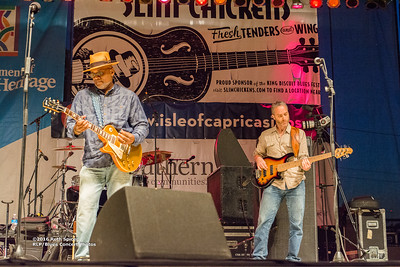 10-08-2016 - Toronzo Cannon - King Biscuit Blues Festival #41