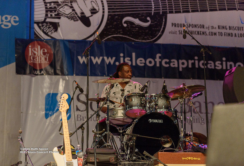10-08-2016 - Toronzo Cannon - King Biscuit Blues Festival #3