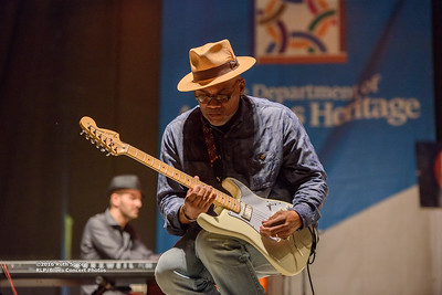 10-08-2016 - Toronzo Cannon - King Biscuit Blues Festival #34