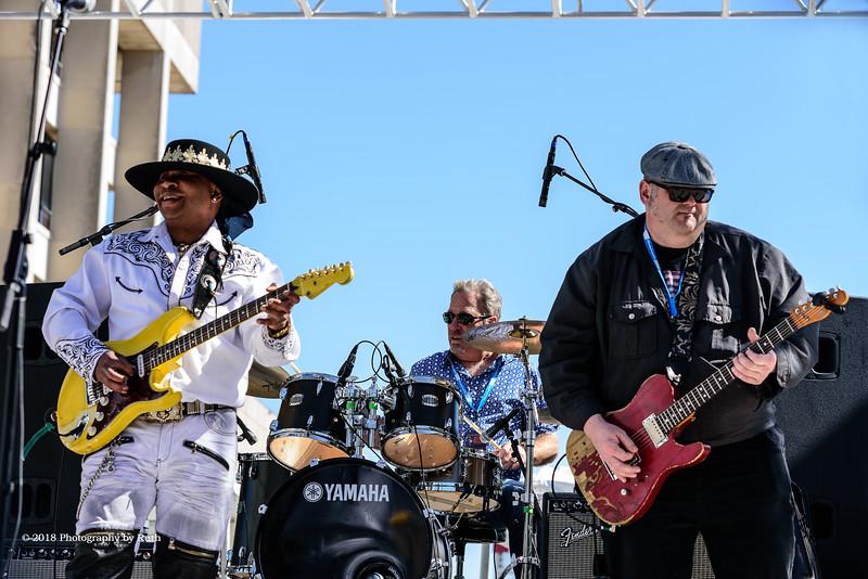 04-15-2018 - Troy Turner Blues Band with Chris LeBlanc - Baton Rouge Blues Festival #63