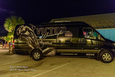 12-01-2015 - Victor Wainwright & The Wildroots Touring Van - Paradise Bar & Grill #3