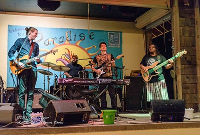 12-01-2015 - Victor Wainwright & The Wildroots - Paradise Bar & Grill #5