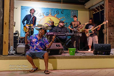12-01-2015 - Victor Wainwright & The Wildroots - Paradise Bar & Grill #32