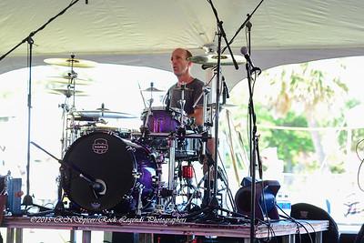 05-03-2015 - Wayne Toups Band - Pensacola Crawfish Fest #1