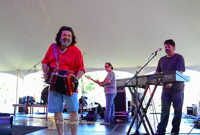 05-03-2015 - Wayne Toups Band - Penacola Crawfish Fest #55