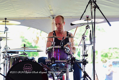 05-03-2015 - Wayne Toups Band - Pensacola Crawfish Fest #17
