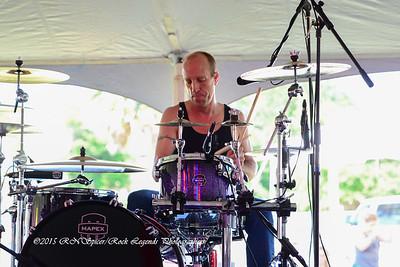 05-03-2015 - Wayne Toups Band - Pensacola Crawfish Fest #17