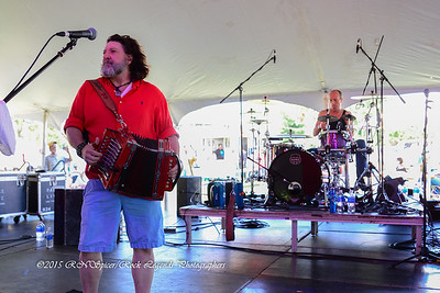 05-03-2015 - Wayne Toups Band - Penacola Crawfish Fest #50