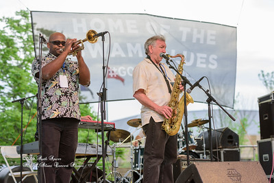 04-09-2016 - Walter Wolfman Washington & The Roadmasters - Baton Rouge Blues Festival #31