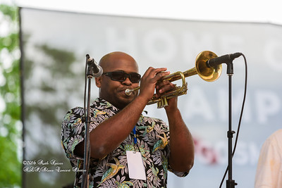 04-09-2016 - Walter Wolfman Washington & The Roadmasters - Baton Rouge Blues Festival #32