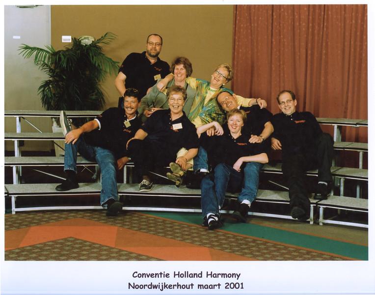 2001-0323 conventieteam