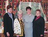 2001-0218-trix brouwer-carol sherry (present categ direct)-Riet Kosterman (vers jurylid present)- Lynda Wood (chairm educat and judg)