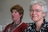 Jeanette Oosterveld and Anneke Weeda
