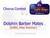 Dolphin Barber Mates