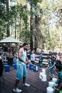 Bayonics Drumming Workshop