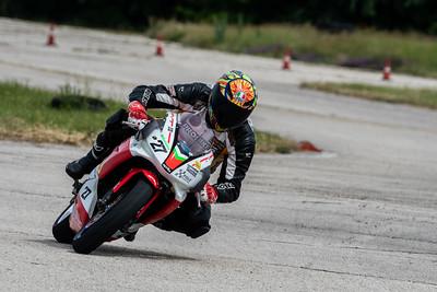 #27 Bojan Petrov, MSK Pleven, Race