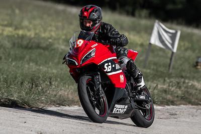 #19 Martin Naydenov, SB-MOTO Racing Team, Warm Up