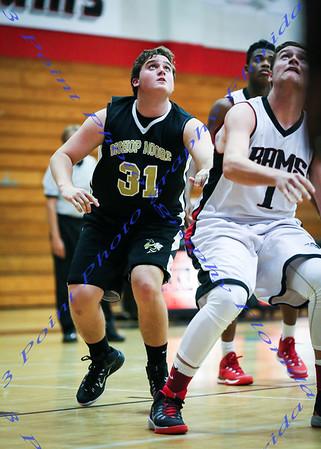 BMCHS JV Bball vs Lake Mary - Dec 2, 2014