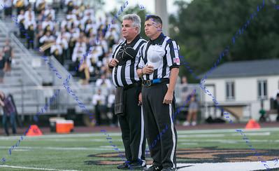 LBHS V FB vs Bishop Moore - Aug 31, 2018 AWAY