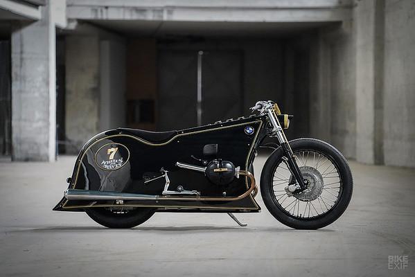 BMW Black Phantom