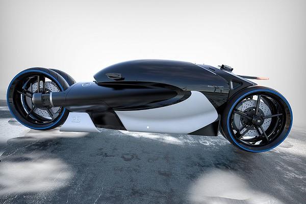 Bugatti MC Concept