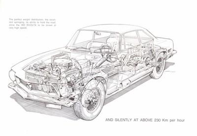 Iso A3C Bizzarrini 5300 GT