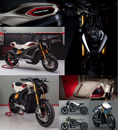 Check out Italian Volt s new customizable luxury electric motorcycle –  yours for only  38000. Motorcycle industry news. Electrek   10h 0cace2aa0a76
