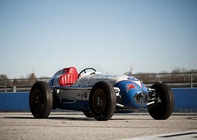 Kurtis KK  4000 Indy