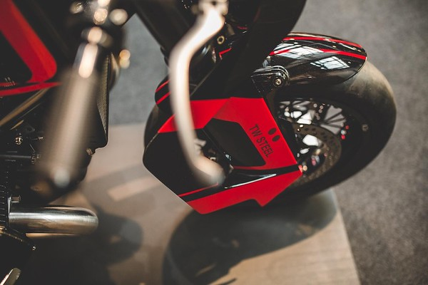 """Moksha"" nineT  Sinroja motorcycles"
