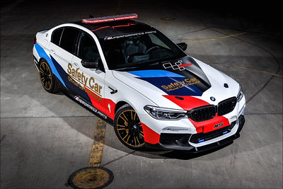 "Photo Set - 20 years_ BMW M starts anniversary season as ""Official Car of MotoGP™"""