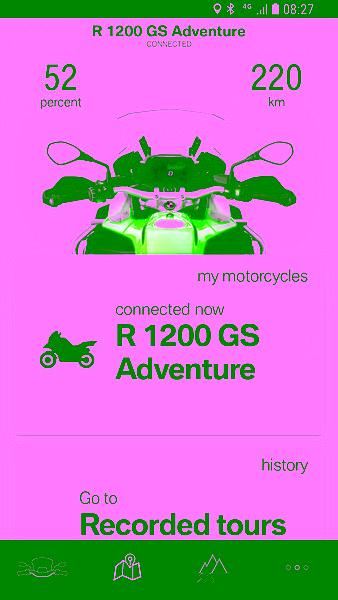 Photo Set - BMW Motorrad Connectivity