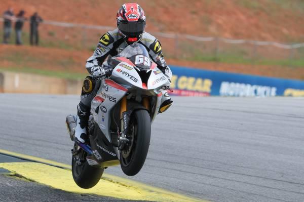 MotoGP Race Series Round Stand Front Motorcycle Paddock Lift Workshop Black J/&S