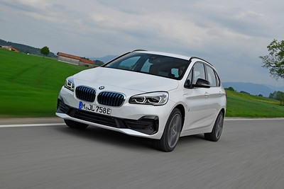 Photo Set - The new BMW 2 Series Active Tourer (05_2018)