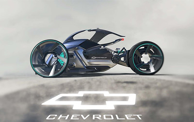 Trike First for Chevy