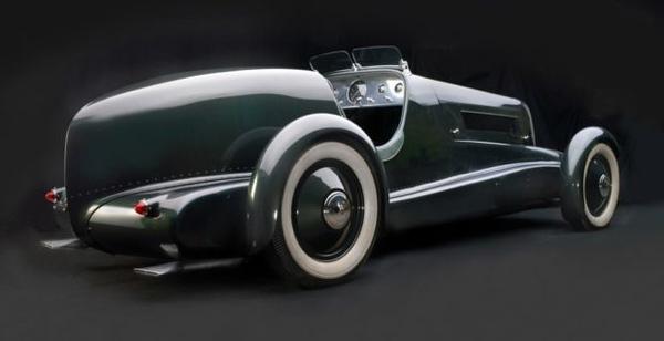 Unobtainium  Edsel Fords 1934 Model 40 Special Speedster