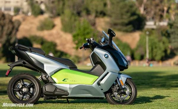 Urban Electric BMW