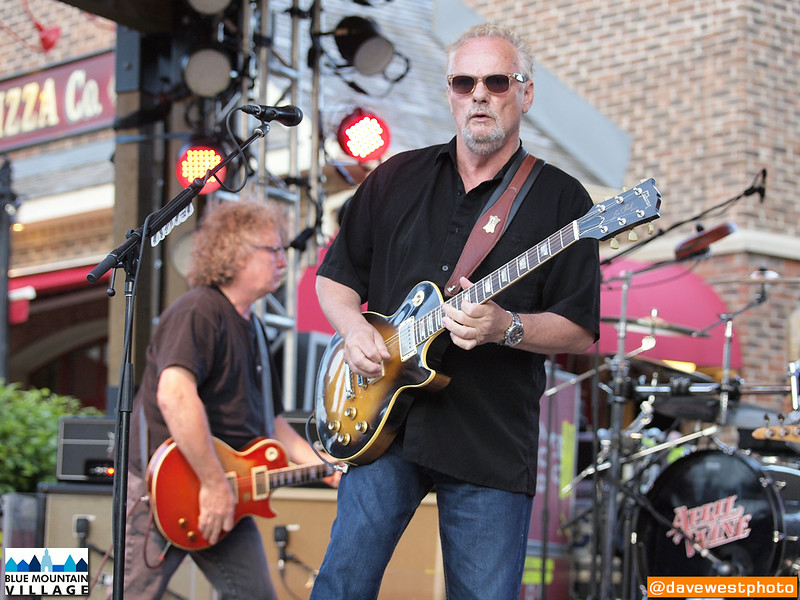 April Wine Canada Day Concert Blue Mountain Village 115