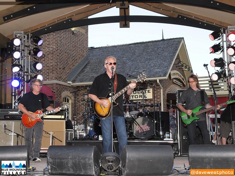 April Wine Canada Day Concert Blue Mountain Village 106