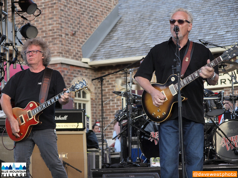 April Wine Canada Day Concert Blue Mountain Village 104