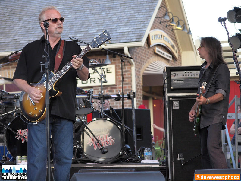 April Wine Canada Day Concert Blue Mountain Village 101