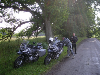 BMW GS Touring Team Nordic