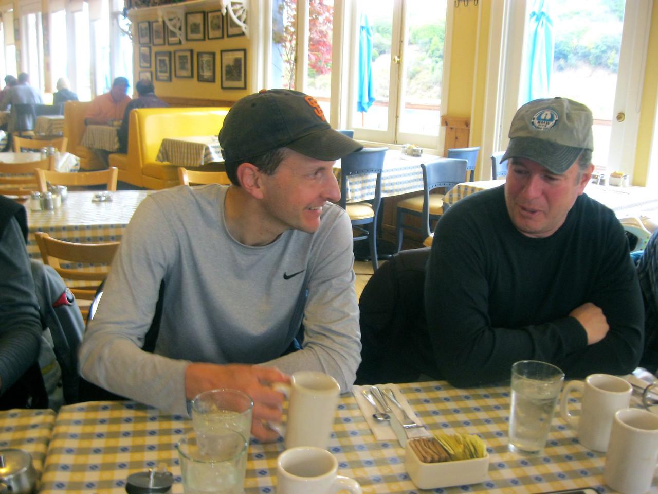 Paul Bosco & Jim Lucas.