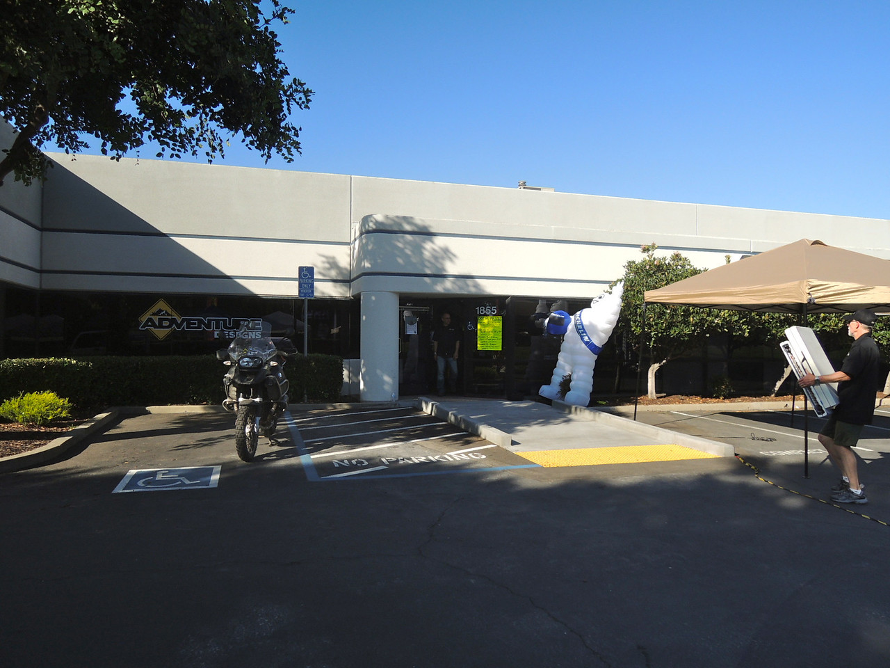 Adventure Designs new location at 1855 Whipple Road, Hayward CA